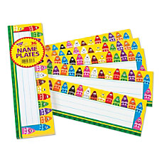 TREND Desk Toppers Name Plates 2