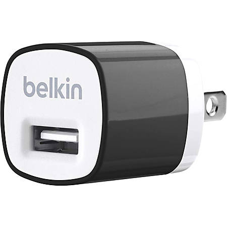 Belkin MIXIT™ Home Charger, Black/White