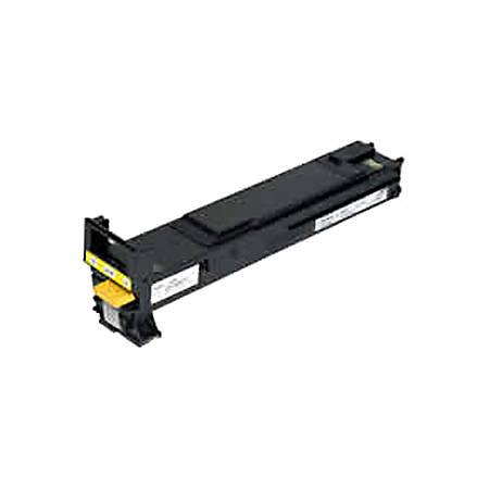 Konica Minolta - (120 V) - yellow - original - toner cartridge - for magicolor 5550, 5570, 5650, 5670