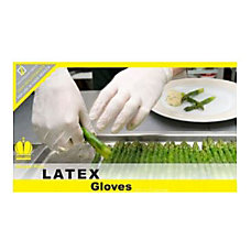 Goldmax Powder Free Latex Gloves Extra