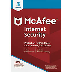 McAfee Internet Security 3 Device Download