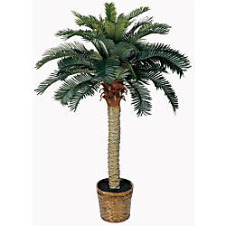 Nearly Natural 4 Sago Palm Tree