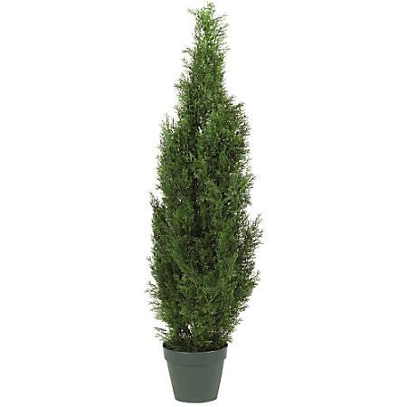 Nearly Natural 4' Cedar Tree