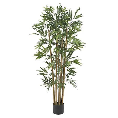 Nearly Natural 4' Multi Bambusa Bamboo Tree