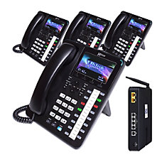 XBLUE X25X4040 24GHz Expandable Corded Phone