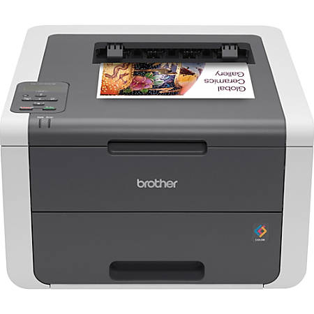 Brother Wireless Color Laser Printer, HL-3140CW