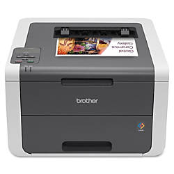 Brother Wireless Color Laser Printer HL