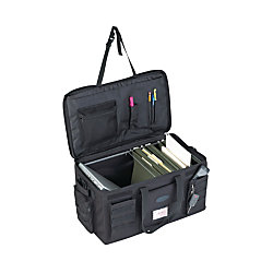 Norris File Organizer Bag Black
