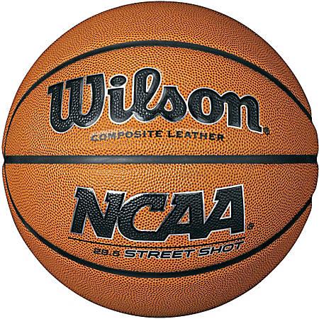 "Wilson NCAA Street Shot - 28.5"""