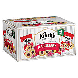 Knotts Berry Farm Raspberry Cookies 2