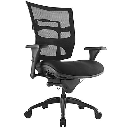 WorkPro® 7000 Series Big & Tall High-Back Chair, Black