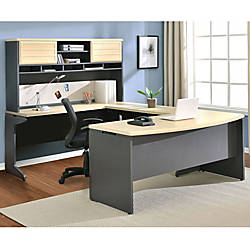 Ameriwood Home Collection U Configuration Desk