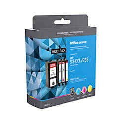 Office Depot Brand OD934XLK935CMY HP 934XL935