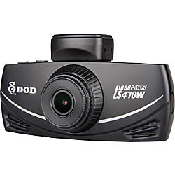 DOD 1080p Full HD Dashcam with