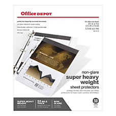 Office Depot Brand Super Heavyweight Non