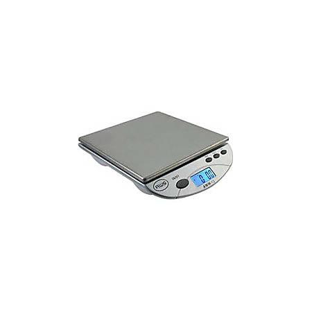 AWS AMW-13 Digital Postal/Kitchen Scale - 13 lb / 6 kg Maximum Weight Capacity - Silver