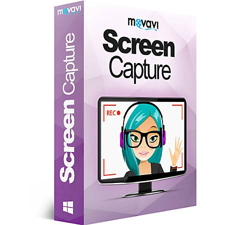 Movavi Screen Capture 8 Business Edition, Download Version