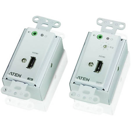 ATEN HDMI Over Cat 5 Extender Wall Plate