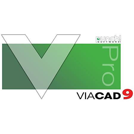 Punch! ViaCAD Pro v9, Download Version