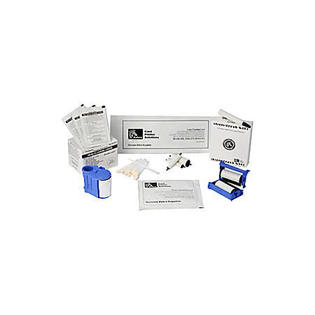 Zebra Cleaning Swabs - For Printer Head - 25 / Pack