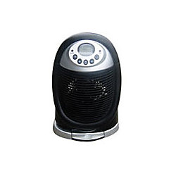 Optimus Digital Oscil Fan Heater - Electric - 750 W to 1500 W - 2 x Heat Settings - Yes