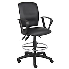 Boss Multi Function Budget Drafting Stool
