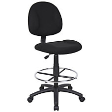 Boss Ergonomic Works Adjustable Drafting Chair
