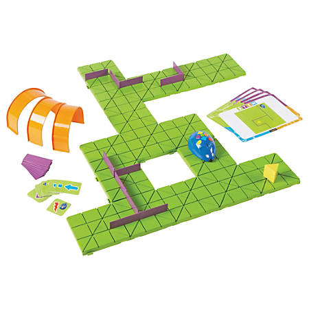 Learning Resources Code/Go Robot Mouse Activity Set - Theme/Subject: Learning - Skill Learning: Building, Logic, Critical Thinking, Coding