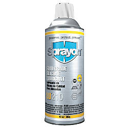 Sprayon Food Grade Silicone Lubricants With