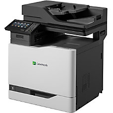 Lexmark CX820DE Color Laser All In
