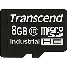 Transcend TS8GUSDHC10 8 GB Class 10