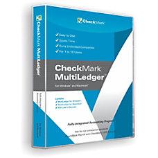 CheckMark MultiLedger WindowsMac Download Version