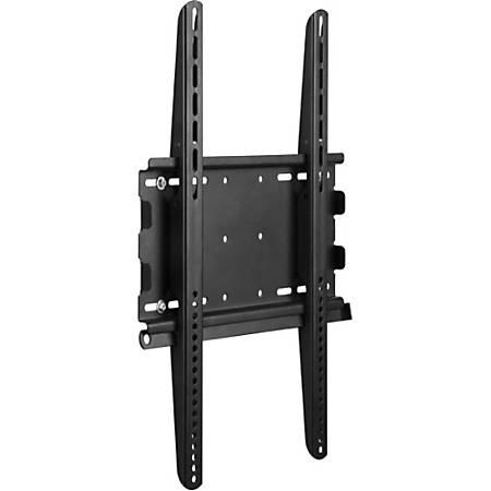 Atdec Fixed angle mount. Max load 154 lbs. VESA up to 600x400