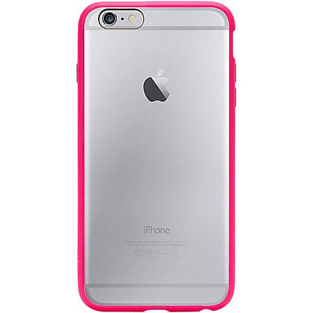 Griffin Reveal for iPhone 6 Plus - For iPhone - Hot Pink - Polycarbonate, Rubber