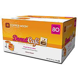 Copper Moon Coffee Single Cups Donut