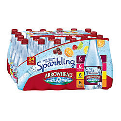 Nestl Waters Sparkling Spring Water Variety