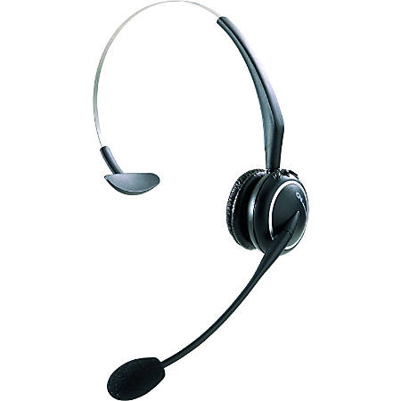 Jabra Flex Boom Replacement Headset - Mono - Over-the-head, Over-the-ear