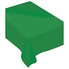 Amscan Rectangular Fabric Table Covers 60