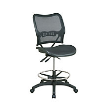 Deluxe Ergonomic AirGrid Seat and Back