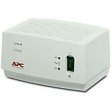 APC Line R 1200VA Line Conditioner