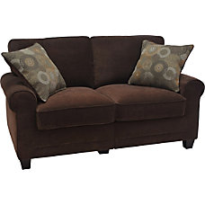 Serta RTA Trinidad Collection Fabric Loveseat