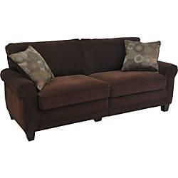 Serta RTA Trinidad Collection Fabric Sofa