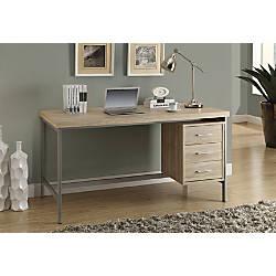 Monarch Specialties Metal Computer Desk With