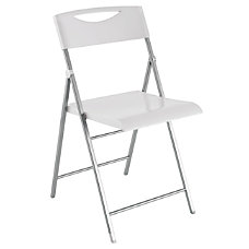 Alba CPSMILE Chair White Set Of