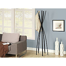 Monarch Specialties Contemporary Coat Rack 72