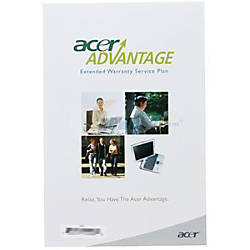 Acer Extended Warranty Plus 2 Year