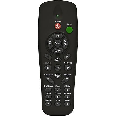 Optoma BR-5030L Device Remote Control