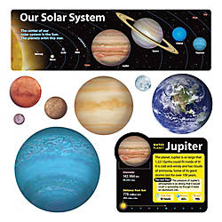 TREND Solar System Bulletin Board Set