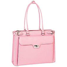 McKleinUSA 154 Leather Ladies Laptop Briefcase