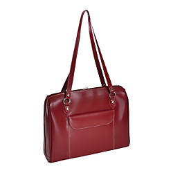 McKleinUSA 154 Leather Ladies Laptop Briefcase